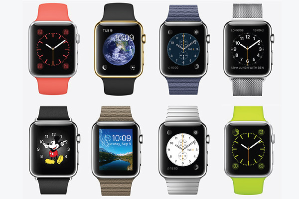 Customization is a key to Apple Watch and it's success